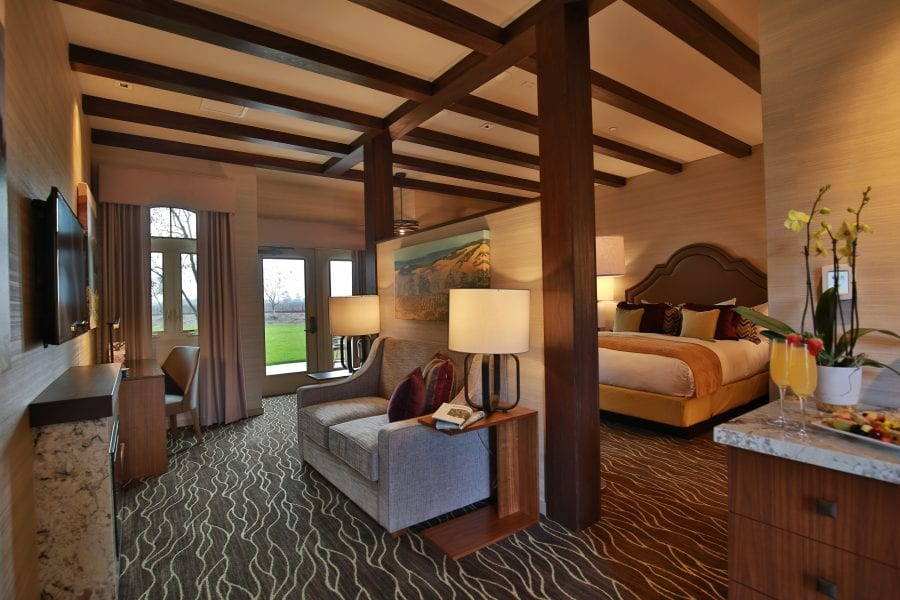 Vineyard View Suite
